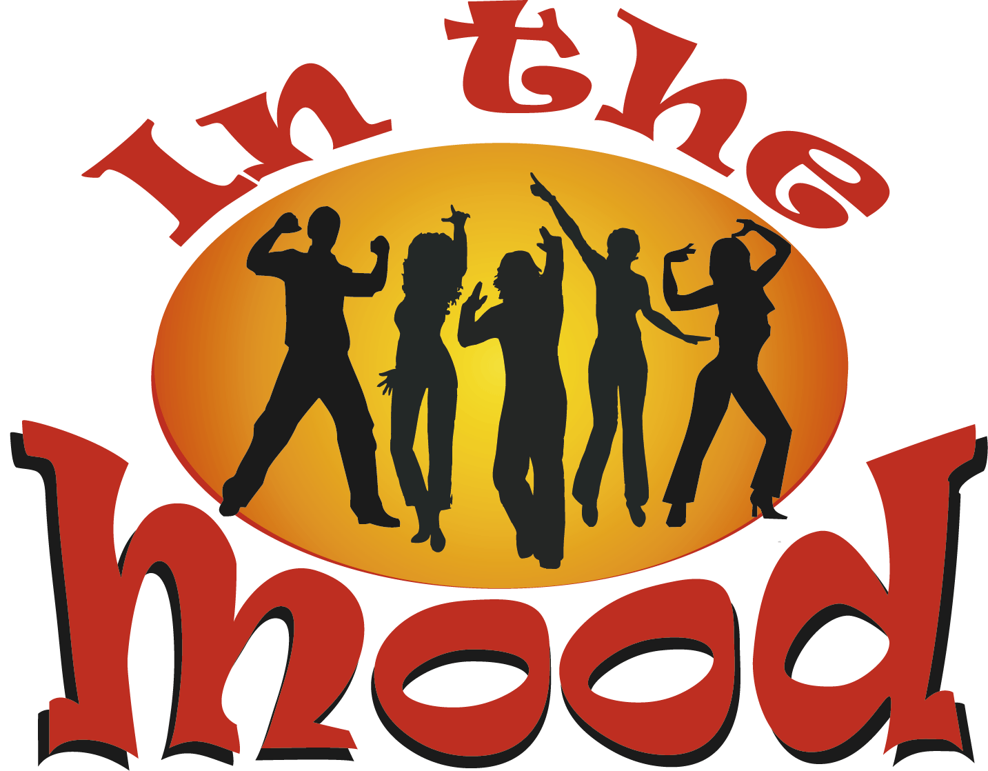 In the mood logo
